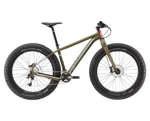 Cannondale Fat CAAD 2 - 2017 Maastopyörä