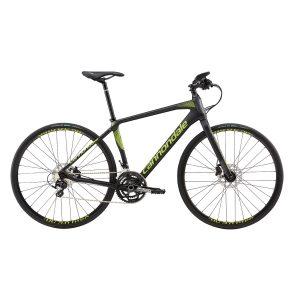 Cannondale Quick Carbon 1 - 2017 Hybridipyörä
