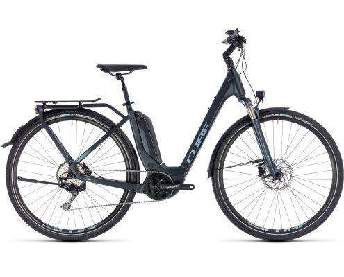 Cube Touring Hybrid Pro 400 Electric Bike
