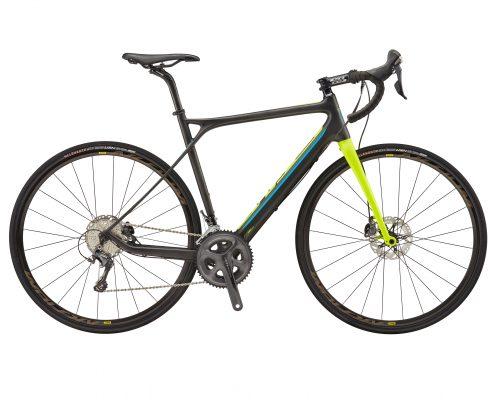 GT Bicycles Grade Ultegra Carbon Maantiepyörä