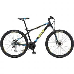 GT Bicycles Aggressor Expert Etujousitettu Maastopyörä