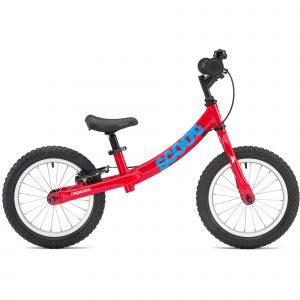 Ridgeback Scoot XL Beginner Balance Bike Red