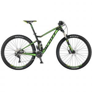 Scott Spark 760 Täysjousitettu Maastopyörä