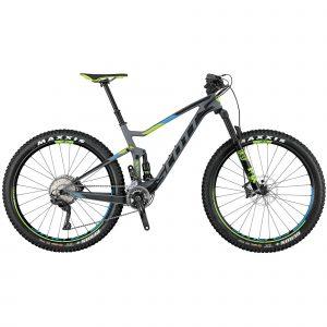 Scott Spark 710 Plus Täysjousitettu Maastopyörä