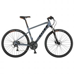 Scott Sub Cross 40 Mens Hybrid Bike