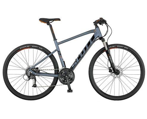 Scott Sub Cross 40 Mens Hybrid Bike