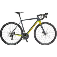 Addict Gravel 30 Disc Carbon   Grey