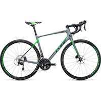 Attain GTC Pro Disc  Carbon   Grey