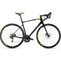 Attain GTC SLT Disc  Carbon   Black