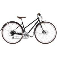 Bobbin Bicycles  Black Orchid  Womens   Kaupunkipyörä