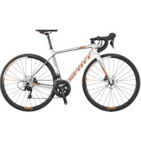 Contessa Solace 25 Disc  Womens Carbon   White