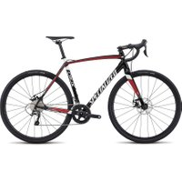 CruX E5  Cyclocross   Aluminium Black/Red