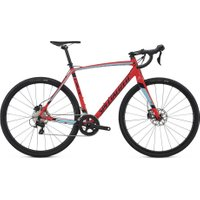 CruX E5 Sport  Cyclocross   Red