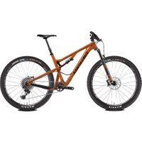 Cruz Tallboy CC X01     Orange