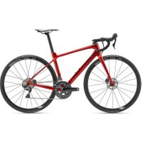 Langma Advanced Pro 1 Disc   Carbon   Red