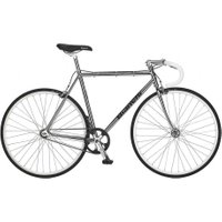 Pista Single Speed  Steel   Grey