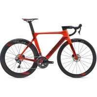 Propel Advanced Disc  Carbon   Red