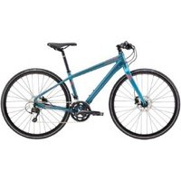 Cannondale Quick Disc 1 Womens Sports Hybrid Bike 2019