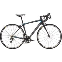 Synapse Carbon 105 Womens    Black