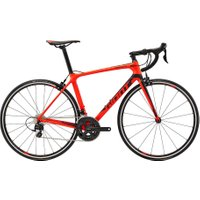 TCR Advanced 2  Carbon   Red