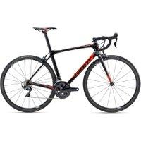 TCR Advanced Pro 1  Carbon   Black