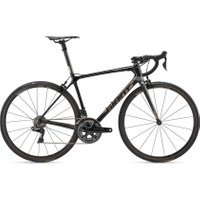 TCR Advanced SL 0 DURAACE DI2    Carbon Black