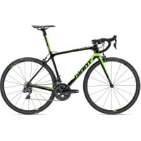 TCR Advanced SL 1    Carbon Black