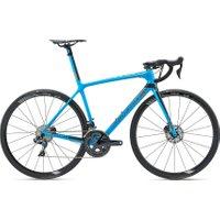 TCR Advanced SL 1 Disc    Carbon Blue