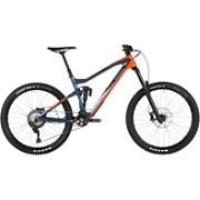 Vitus Sommet CR Carbon FS Bike - SLX 1x11 2018