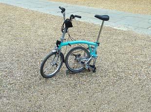 Polkupyörät taitto
