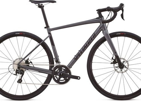 Specialized Diverge Comp E5 2018 - Road