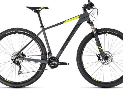 "Cube Attention SL 27.5"" Mountain  2018 - Hardtail MTB"