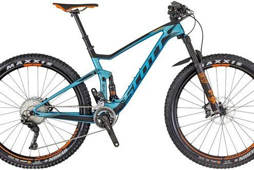 "Scott Spark 710 27.5"" Mountain  2018 - Trail Full Suspension MTB"