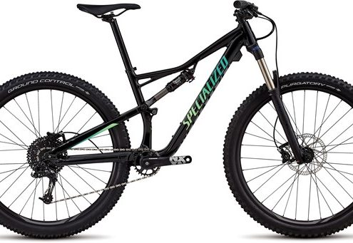 """Specialized Camber 27.5"""" Womens Mountain  2018 - Trail Full Suspension MTB"""