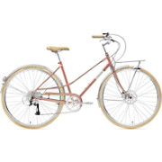 Creme CafeRacer Ladies Solo Disc Bike 2018