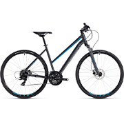 Cube Nature Trapeze Touring Bike 2018