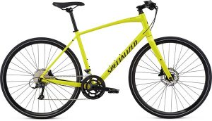 Specialized Sirrus Sport Alloy Disc - Nearly New - M 2018 - Folding