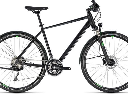 Cube Cross Allroad - Nearly New - 50cm 2018 - Hybrid Classic