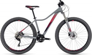 """Cube Access WS Race 27.5"""" Womens - Nearly New - 13.5"""" - 2018 Mountain"""