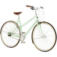 Aurora 8 Speed  Steel   Green