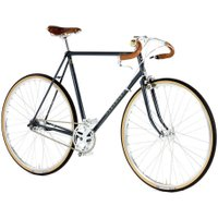 Clubman 3 Speed Steel   Blue