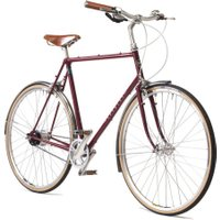 Countryman 8 Speed Steel   Red
