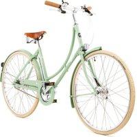 Poppy 3 Speed  Steel   Green