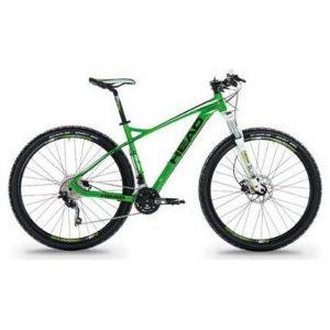 X-Rubi II 29 Green-Black