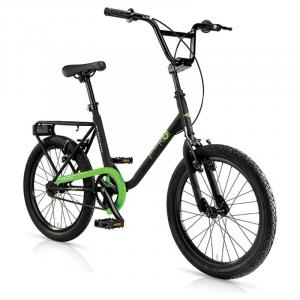 F K U 20 1V Black-Green