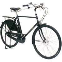 Roadster Classic 3 Speed Steel   Black