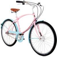 Tube Rider 5 Speed Steel   Pink