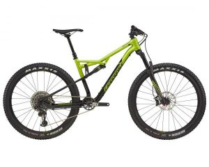 Cannondale Bad Habbit 2 27.5+ - Carbon MTB Fully 2018 | acid green