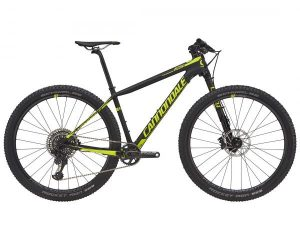 Cannondale F-Si Carbon 1 29 - MTB Hardtail 2018 | black-green