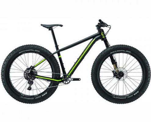 Cannondale Fat CAAD 1 26 - MTB Hardtail 2017 | black